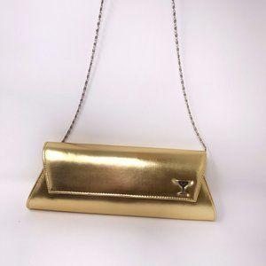 Tatyana Drinks On Me Retro 50s Handbag in Gold